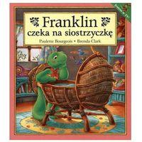 FRANKLIN CZEKA NA SIOSTRZYCZKĘ. SERIA KWADRATOWA, oprawa broszurowa