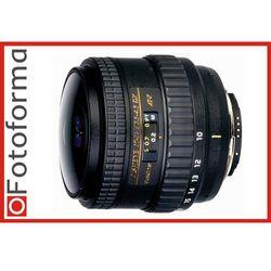 Obiektyw Tokina 10-17 mm f/3.5-4.5 AT-X NH Fisheye (Nikon) - produkt z kategorii- Obiektywy fotograficzne