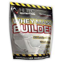 Hi-tec  whey mass builder - 1500g - strawberry (5907534282252)