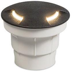 Oprawa do wbudowania Ceci 2 czarna z kategorii Lampy ogrodowe