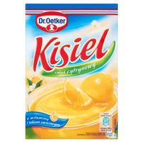 Kisiel smak cytrynowy 38 g Dr. Oetker