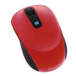 Mysz Microsoft Sculpt Mobile Mouse - czerwona 43U-00025/ DARMOWY TRANSPORT DLA ZAMÓWIEŃ OD 99 zł
