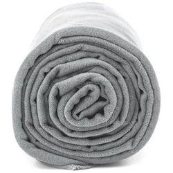 Dr.Bacty M szybkoschnący ręcznik treningowy - szary