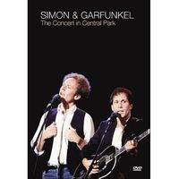 The Concert In Central Park (DVD) - Simon and Garfunkel