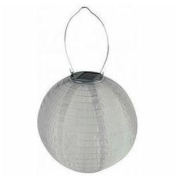 """Perel latarnia ładowana energią słoneczną - Ø10""""/25cm (5410329444044)"""