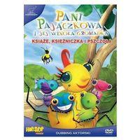 Pani Pajączkowa - Książe, Księżniczka i Pszczoła (DVD) - GM Distribution (5903978796928)