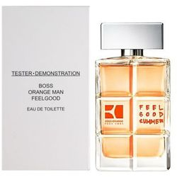Hugo Boss Orange for Man Feel Good Summer, Woda toaletowa – Tester, 100ml