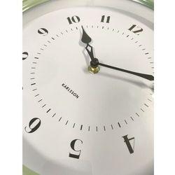 Zegar ścienny fifties marki Karlsson
