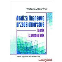 Analiza finansowa przedsiębiorstwa - Dostępne od: 2013-10-18