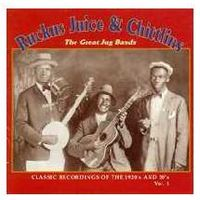 Shanachie The great jug band (clasic recorings of the 1920' and 30') (0016351203229)