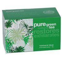Vintage teas Zielona herbata  - 30x1,5g