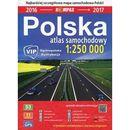 Polska Atlas samochodowy 1:250 000 Kompas (9788377059388)