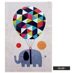 Selsey dywan do pokoju dziecięcego dinkley balon 100x160 cm (5903025554594)