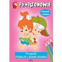Flintstonowie Przygody Pebbles i Bamm-Bamma - Wysyłka od 3,99, Arystoteles