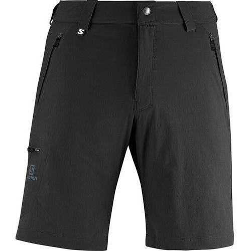 Spodnie Wayfarer Short Black, Salomon z Megaoutdoor.pl