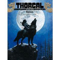 Thorgal: Louve - 1 - Raissa (twarda oprawa)., oprawa twarda