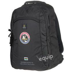 Plecak miejski National Geographic Explorer - czarny ()