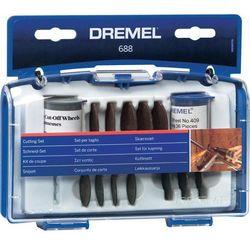 Tarcza do cięcia Dremel 688, zestaw, 69 szt. (tarcza do cięcia)