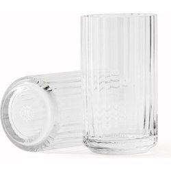 Lyngby Wazon szklany clear 12 cm (5711507218069)