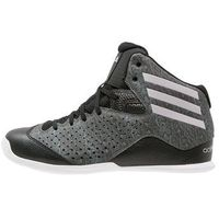 adidas Performance NEXT LEVEL SPEED IV Obuwie do koszykówki core black/solid grey/white