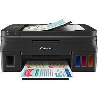Canon PIXMA G4400 4800 x 1200DPI Tusz do drukarki atramentowej A4 8.8strony na minutę Wi-Fi Czarny wielofunkc