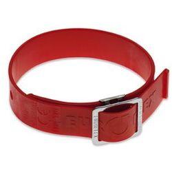 Giesser Zapasowy pasek do krótkiej rękawicy metalowej, czerwony   , 9593