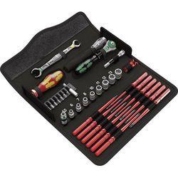 Zestaw narzędzi, 35 szt. Kraftform Kompakt W 1, do konserwacji Wera 05135926001, KK W 1