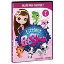 Galapagos Littlest pet shop, część 7 (płyta dvd) (7321997610557)