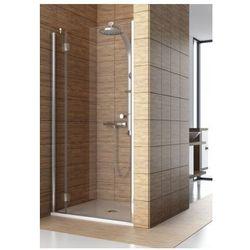 Aquaform  drzwi sol de luxe 80 wnękowe 103-06061/103-06062