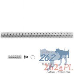 Łańcuszek Linka Wąż Srebro 925 50cm 2,8g z kategorii Prezenty na Dzień Matki