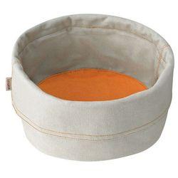 Stelton Chlebak duży beżowo-pomarańczowy