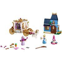 Lego DISNEY PRINCESS Czarodziejski wieczór kopciuszka cinderella's enchanted evening 41146