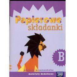 Papierowe składanki B, książka z kategorii Encyklopedie i słowniki