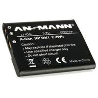 akumulator a-son np bn1 darmowa dostawa do 400 salonów !! marki Ansmann