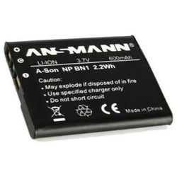Ansmann Akumulator A-Son NP BN1 DARMOWA DOSTAWA DO 400 SALONÓW !! - sprawdź w wybranym sklepie