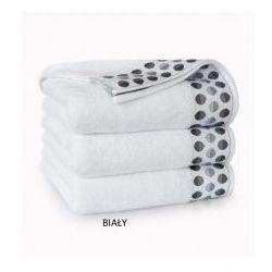 Ręcznik bawełniany zen 70x140 biały marki Zwoltex