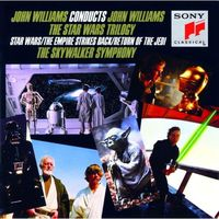 John Williams - John Williams Conducts John Williams. The Star Wars Trilogy
