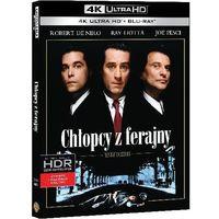 Chłopcy z ferajny (4K Ultra HD) (Blu-ray) - Martin Scorsese (7321999344269)