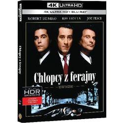 Chłopcy z ferajny (4K Ultra HD) (Blu-ray) - Martin Scorsese z kategorii Sensacyjne, kryminalne