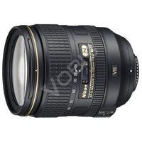 Obiektyw zmiennoogniskowy  af-s nikkor 24-120mm f/4g ed vr 24–120mm 4 marki Nikon