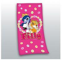 Florentyna Ręcznik dziecięcy licencja 75x150cm filly word disney (4006891660213)