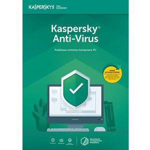 antyvirus 2018 3 pc esd odnowienie marki Kaspersky