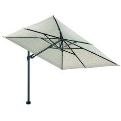 Parasol boczny ogrodowy ecru kos, marki Miloo