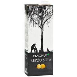 MAGNUM 1l Sok z Brzozy o smaku Cytryny litewski | DARMOWA DOSTAWA OD 200 ZŁ