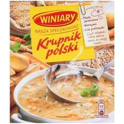 WINIARY 59g Zupa krupnik polski standard - produkt z kategorii- Dania gotowe
