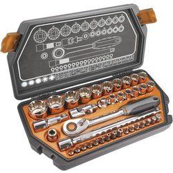 Zestaw kluczy nasadowych NEO 1/2 cala 08-630 (38 elementów)