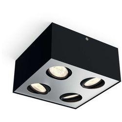 Philips 50494/30/P0 - LED Reflektor punktowy MYLIVING BOX 4xLED/4,5W/230V, 5049430P0