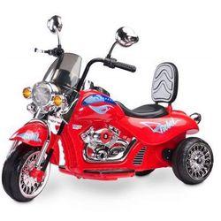 Rebel motocykl na akumulator red, Toyz z foteliki-wozki.pl