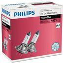 Philips Żarówki samochodowe VisionPlus H7, 12 V, 55 W (2 szt.), PH-12972VPC2