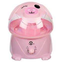 Elektryczny ultradźwiękowy nawilżacz powietrza świnka 4L